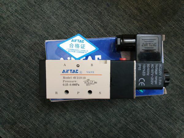 van 5/2 airtac 4V310-10 van điện từ airtac 4V320-10 van điện từ airtac 4V330C-10 van điện từ airtac 4V330E-10 van điện từ airtac 4V330P-10