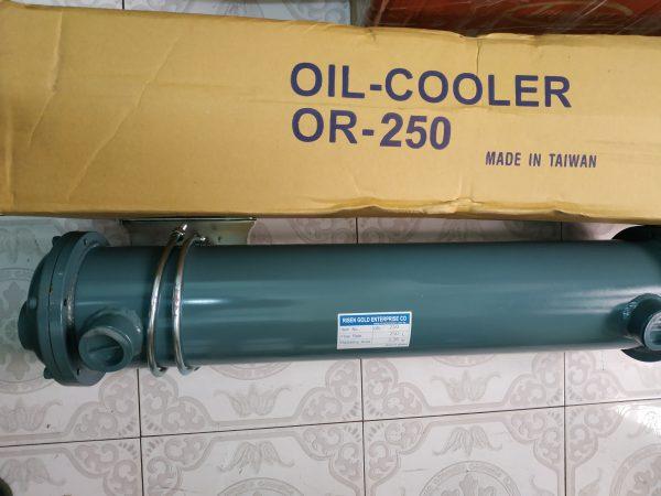 LÀM MÁT DẦU BẰNG NƯỚC OR-100, giải nhiệt dầu OR-60, OR-100, OR-150, OR-250, OR-350, Oil Cooler OR-600, OR-800, OR-1000, Oil Cooler OR-1200...