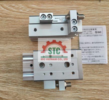 Xi lanh khí nén SMC MXS Series