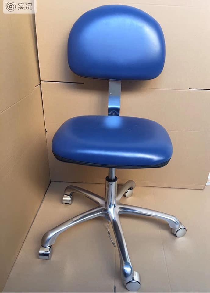 Ghế chống tĩnh điện có tựa lưng